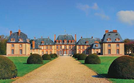 Collège activités château Breteuil