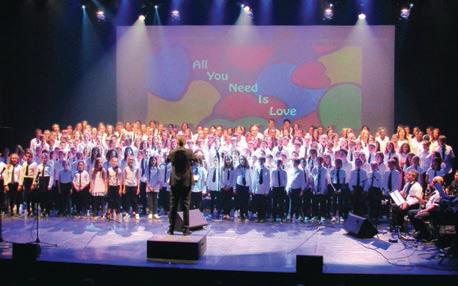 Collège chorale